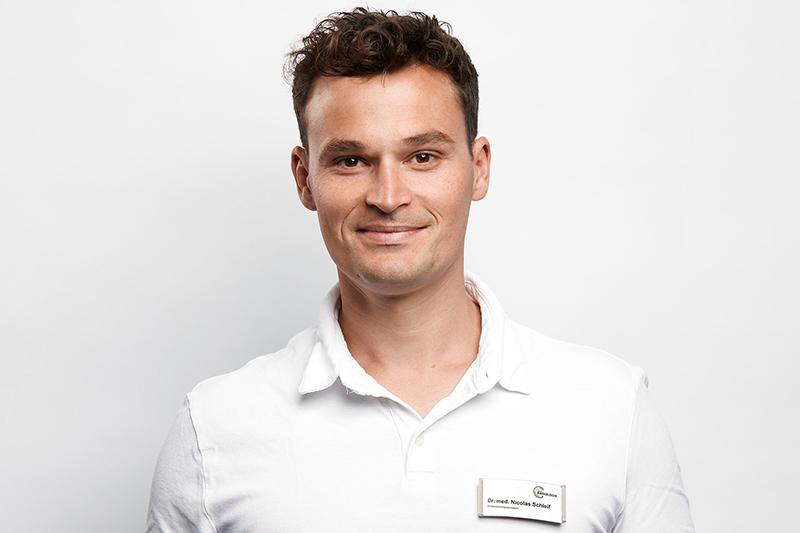 Dr. med. Nicolas Schleif